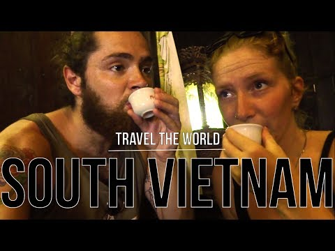 Travel the World - South Vietnam