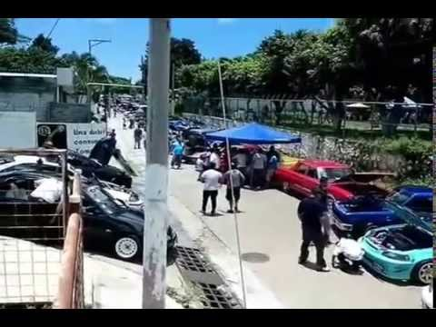 OLD SKOOL CAR CLUB EL SALVADOR CARSHOW EL CONGO 2014