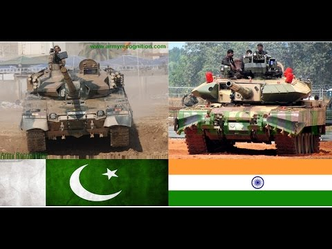 India vs Pakistan :  Indigenous Tanks and IFV