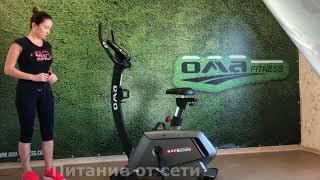Видео о Велотренажер OMA Fitness EXCEED B30