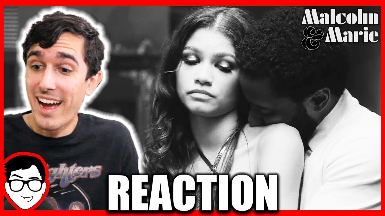 'Malcolm & Marie' First Reactions: Zendaya and John David ...