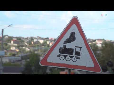 Сотрудники Госавтоинспекции проверили соблюдение ППД на железнодорожных переездах