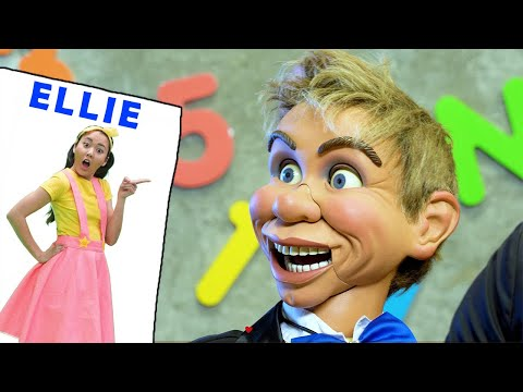 Ellie Gets Tricked By Fake Dentist - Learn How To Brush Your Teeth And Prevent Cavities