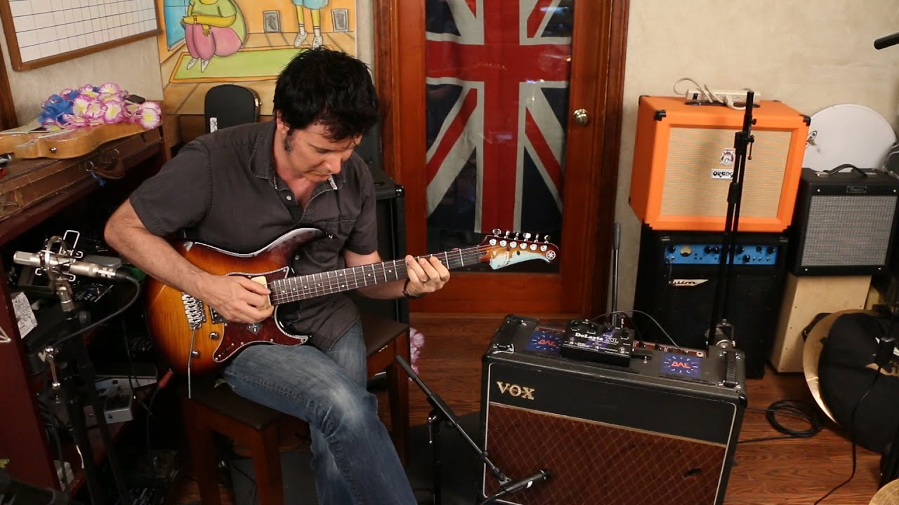 guitar and miking warren huart produce like with loop
