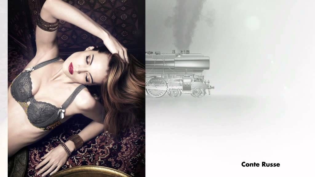 authorized site popular stores classic Collection Aubade Automne Hiver 2015