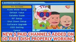 DD Kostenlosen Teller Cartoon-Kanal arbeiten, neue Frequenz hungama Kanal auf DD Frei Gericht