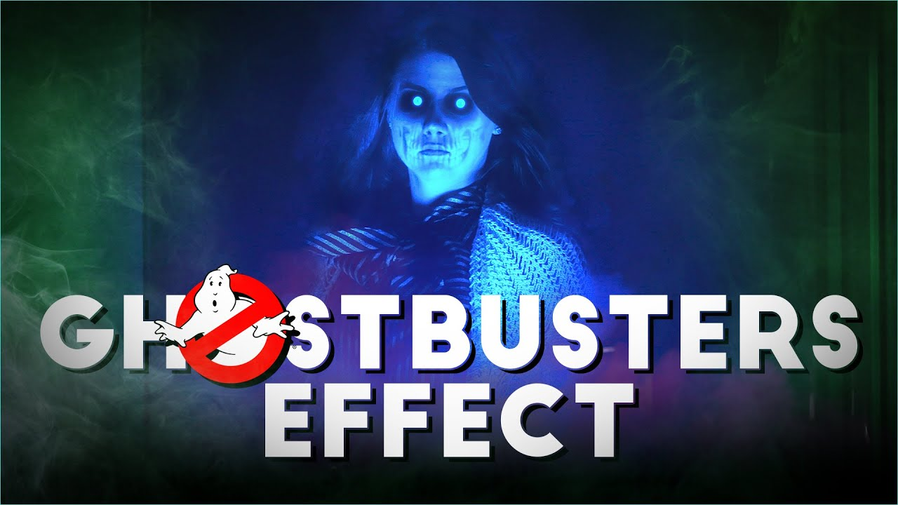 Ghostbusters Ghost Effect