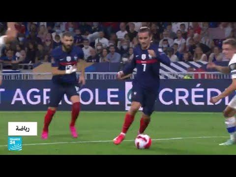 تصفيات مونديال 2022: فرنسا تعزز صدارتها للمجموعة الرابعة إثر فوزها على فنلندا 2-0  - 10:55-2021 / 9 / 9