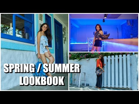 Spring/Summer Lookbook | Aashna Shroff