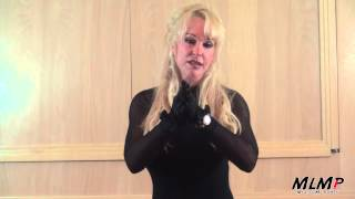 Former WWE Diva Debra - Study Hard You Can be Successful - My Life My Power