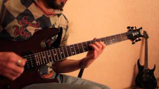 Giomagala - Mozart - Turkish March (Guitar Cover) (Metal Version)