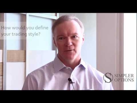 Simpler Options interviews Bruce Marshall