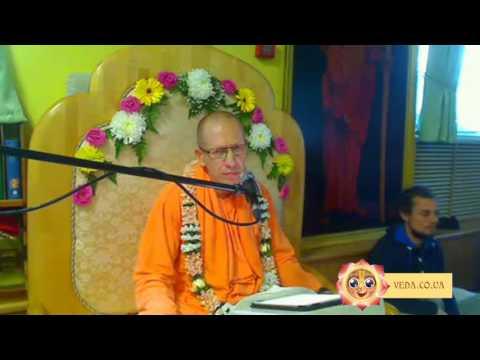 Бхагавад Гита 18.75 - Бхактивайбхава Свами