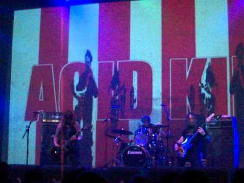 acid king - silent circle, live at roadburn 2011