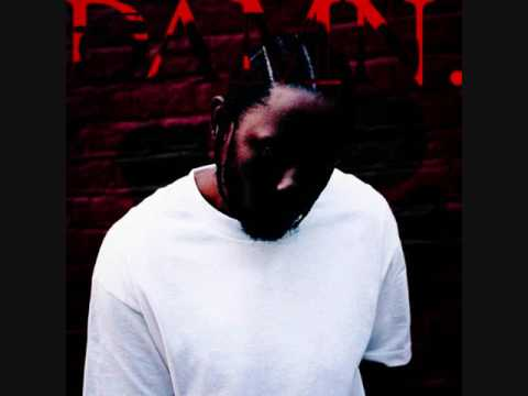 Kendrick Lamar DAMN (backwards parts reversed)