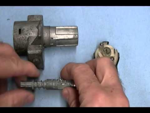 Motorcycle Repair: How a Motorcycle Lock Works