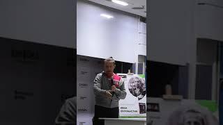 Иван Охлобыстин на презентации своей книги в Санкт Петербурге в Буквоеде 17