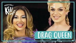 Lorelay Fox transforma a Thay em drag queen | #23 | Minha Vida é KIU | Thaynara OG