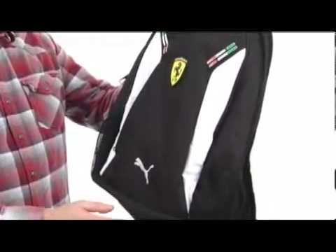 7d7316a3c4 PUMA Ferrari® Replica Backpack SKU:#8134002 - YouTube