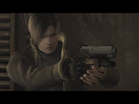 Resident Evil 4 HD Walkthrough: Chapter 1-1 (The Village) No