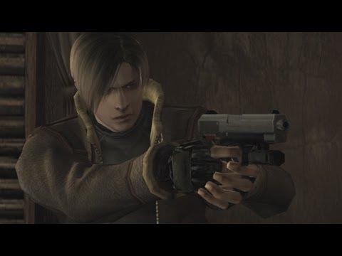 ВСЕ пасхалки Resident Evil 4
