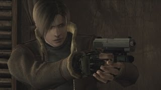 Resident Evil 4 HD Walkthrough: Chapter 1-1 (The Village) No Damage