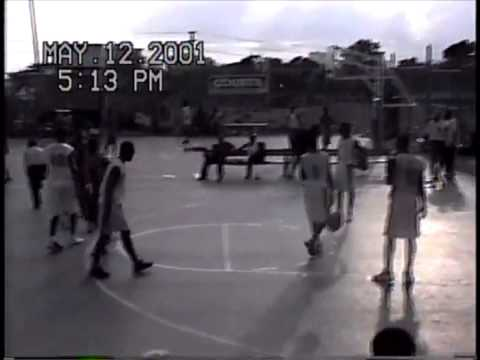 Hydel High vs. Cornwall College- 2001 All-Island Quarter Finals