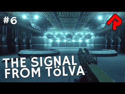 Solving Solar Ravine & Dirac Undulation Mazes | Let's play The Signal From Tolva ep 6