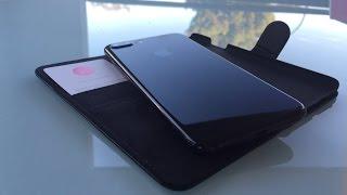 iPhone 7 plus 128 Go Noir de Jais - Le déballage en Français