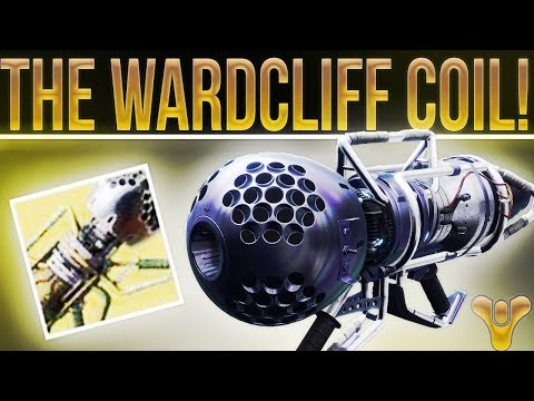 Destiny 2 The Wardcliff Coil. The Point Everyone seems To Be Missing. (Wardcliff Coil Exotic Review)