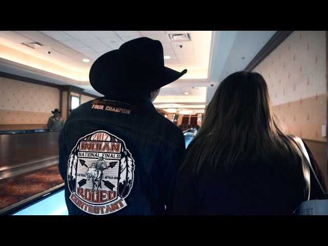 FRIDAY NIGHT INDIAN NATIONAL FINALS RODEO 2017 LAS VEGAS