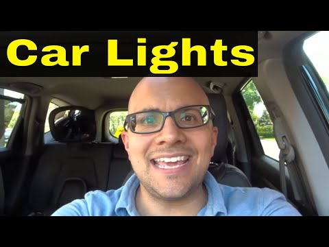 Car Lights Explained-Headlights,