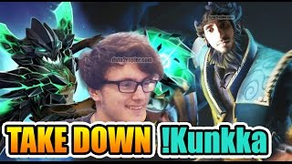 Miracle- Dota 2 [OD] How To TAKE DOWN !Attacker KUNKKA