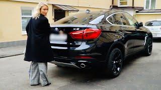 Катя Гордон и ее BMW X6. Про конфликты с Жориным, Собчак, Пригожиным, алкоголь и наркоту.
