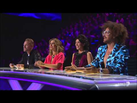 The X Factor Australia Live Week 7- Dami Im - Clarity - Zedd