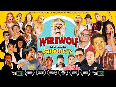 Werewolf in a Girls' Sorority