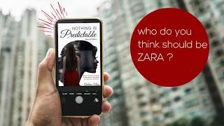 Who should play Zara?