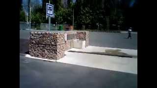 aire pour camping car en vidéo no2 saint Eloy les mines puy de dôme