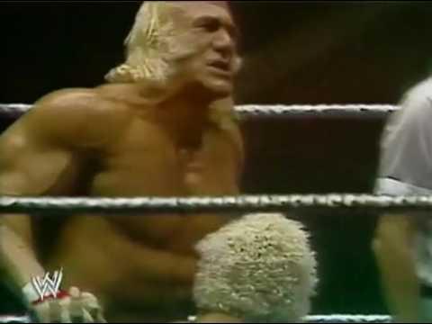 1977 09 26 Superstar Billy Graham vs  Dusty Rhodes