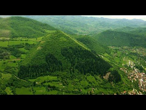 Шокирующая археологическая находка. Крымские пирамиды загадочной цивилизации