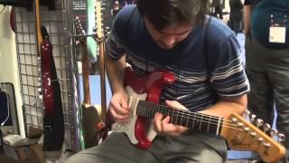 Zexcoil @ NAMM 2015: Johnny Oskam Thursday Carl Harvey Set #2