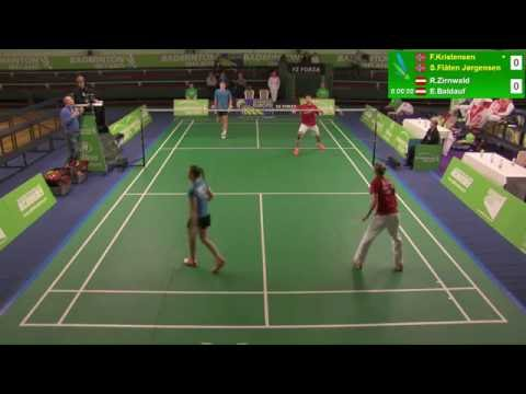 European Mixed Team Championships - Day 2 - Norway vs Austria
