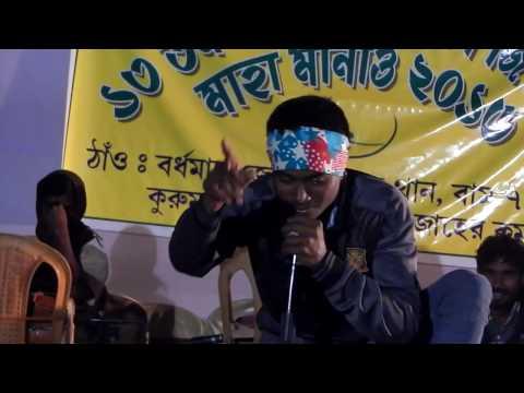 stage programe santhali (comedy) BY-Dev
