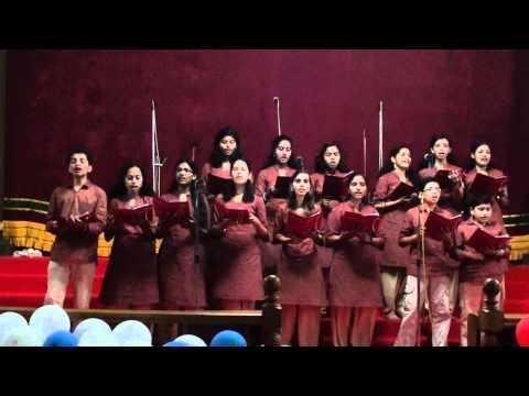 Kunju Kuruvikal:Kumbanad Salem Marthoma Church Christmas Carol Song 2011