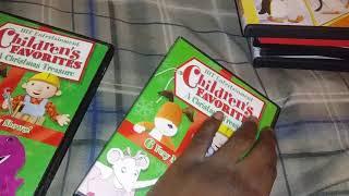 My hit favorites Pingu bob thomas fireman sam and barney dvd collection(1)