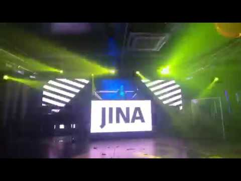 My boring life/ Asia's top model, ring girl, and DJ Jina/ episode18/dj in Singapore