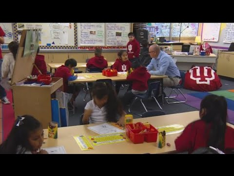 Sylvia Chacon - Calif. May Require Full-Day Kindergarten For All
