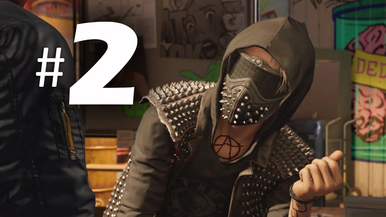 Watch Dogs 2 Gameplay Walkthrough Part 2 - Smart House Hack! Haum Sweet  Haum! PS4 Pro - YouTube