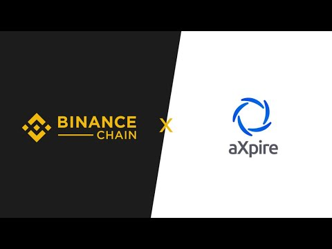 How To Swap The AXpire Token (AXPR) From ERC20 To BEP2 (Binance DEX Trading!)