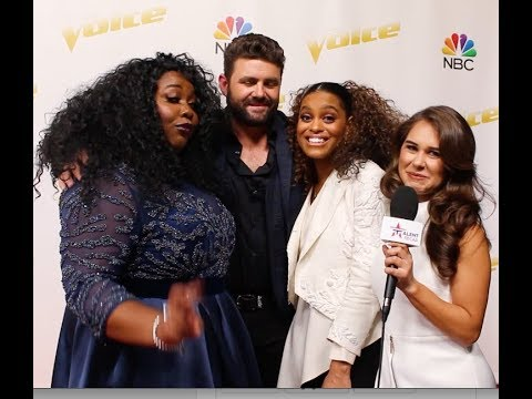 Team Blake PROVES They Are The CLOSEST Team On The Voice!